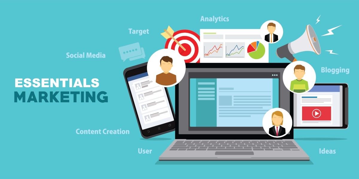 Marketing Essentials Banner