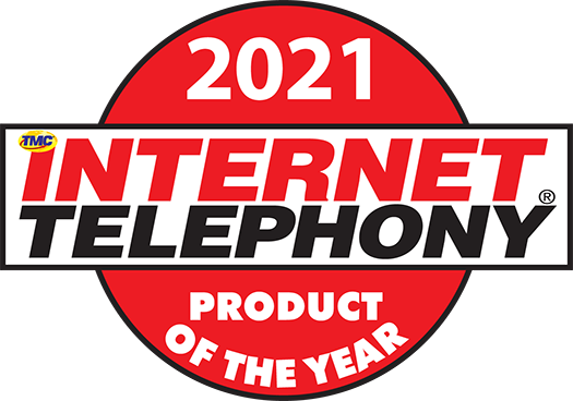 Grandstream's GRP series Receives 2021 INTERNET TELEPHONY Product of the Year Award