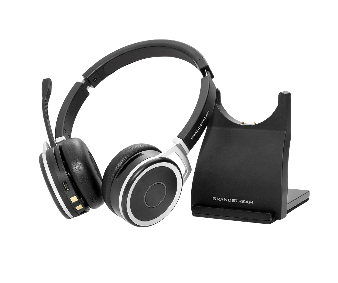 Grandstream Adds an HD Bluetooth Headset to the GUV Series of Personal Collaboration Devices