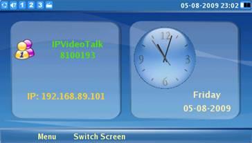 GXV3140 screenshot