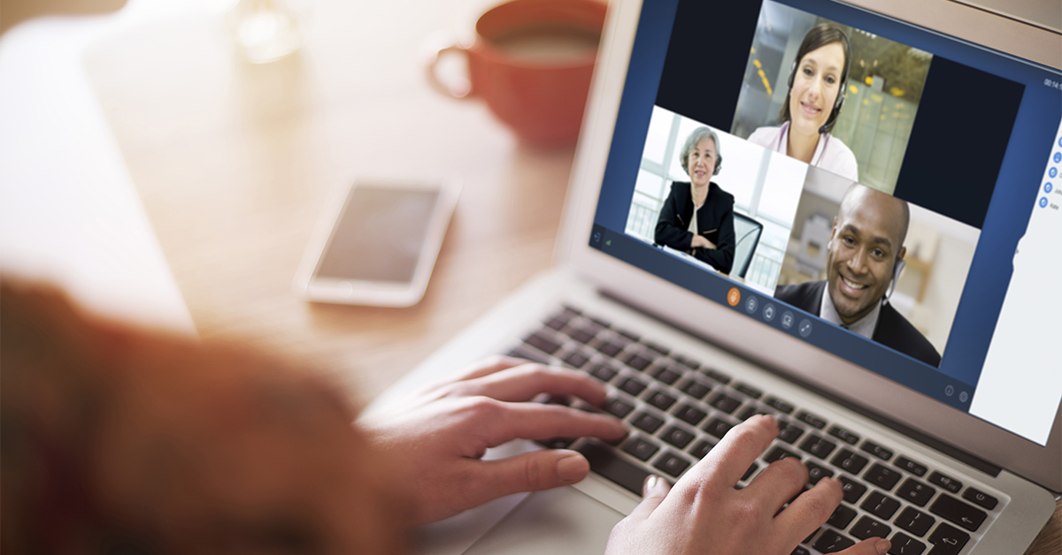 Increasing Productivity and Collaboration with Video Conferencing