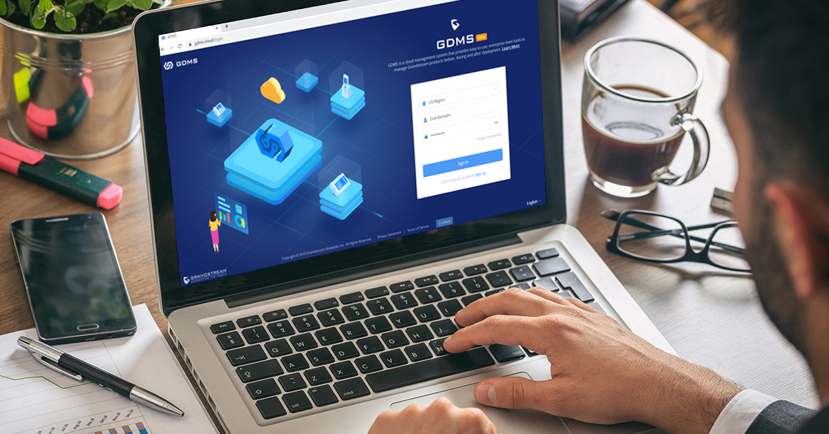 How to use the Grandstream Device Management System
