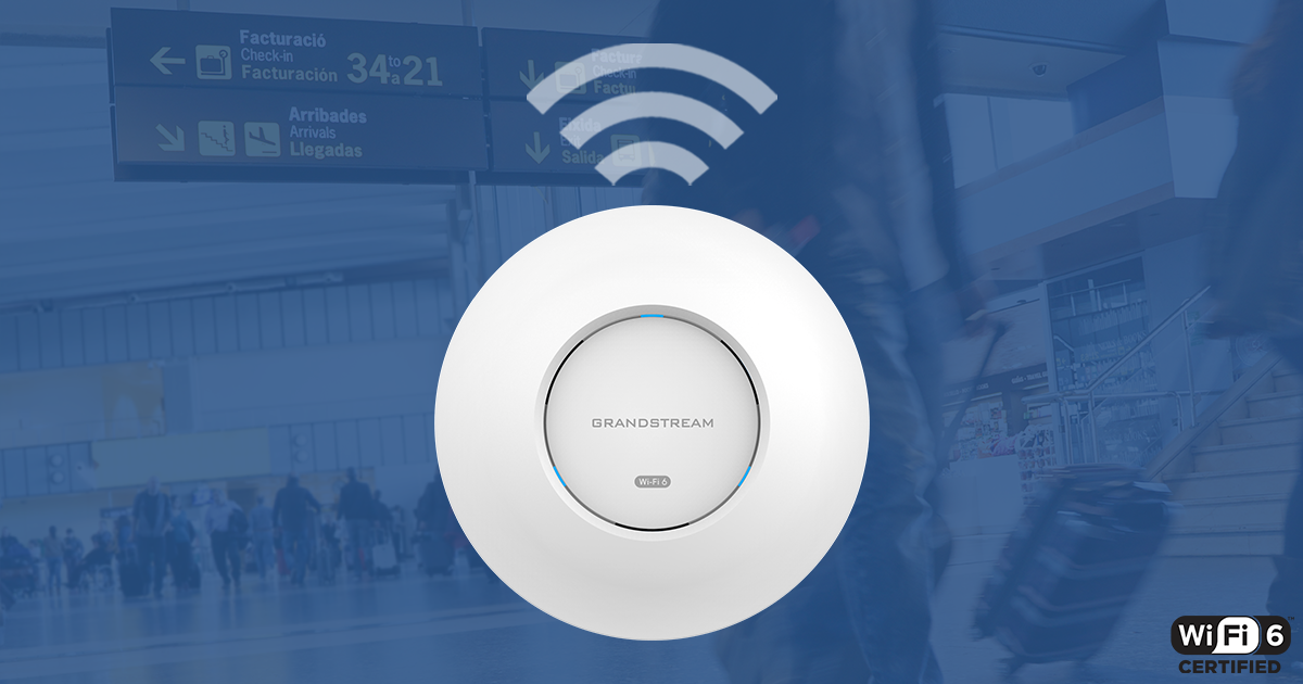 Grandstream Adds New Wi-Fi 6 Access Point to GWN Series
