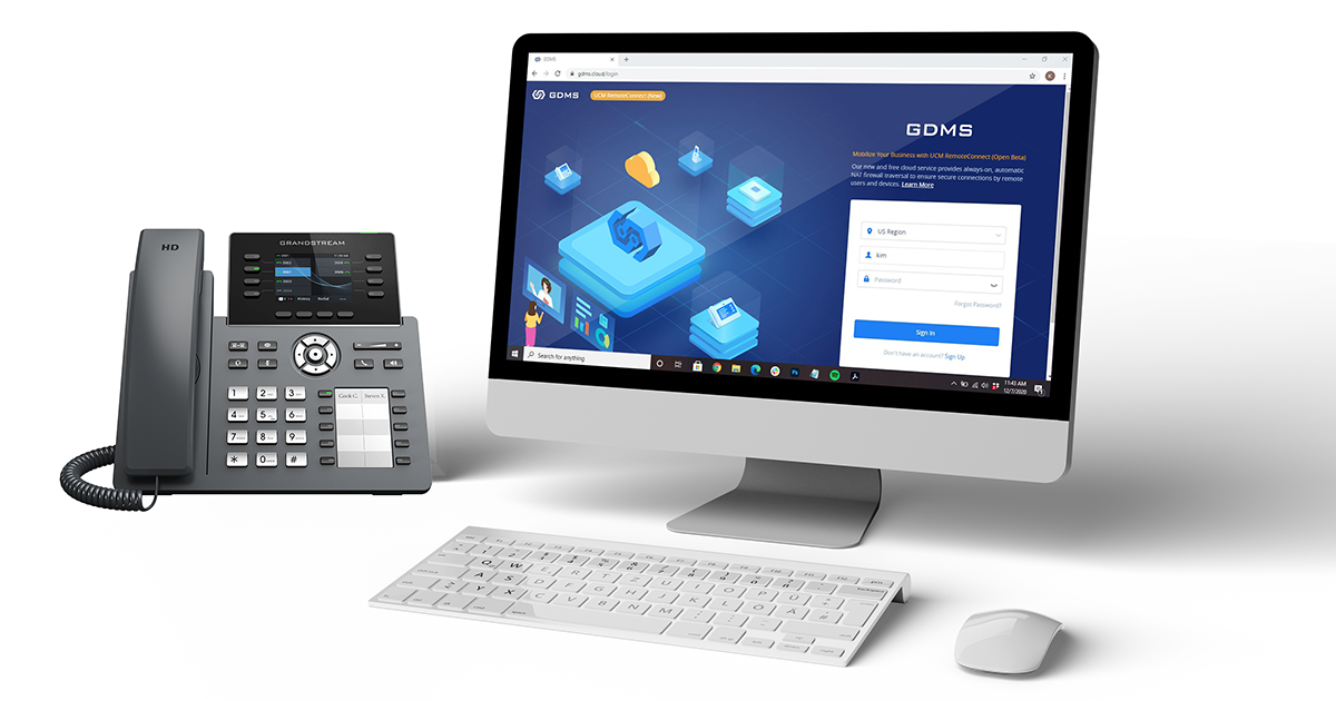 Grandstream Adds Two New Devices to the GRP series of Professional Carrier-Grade IP Phones