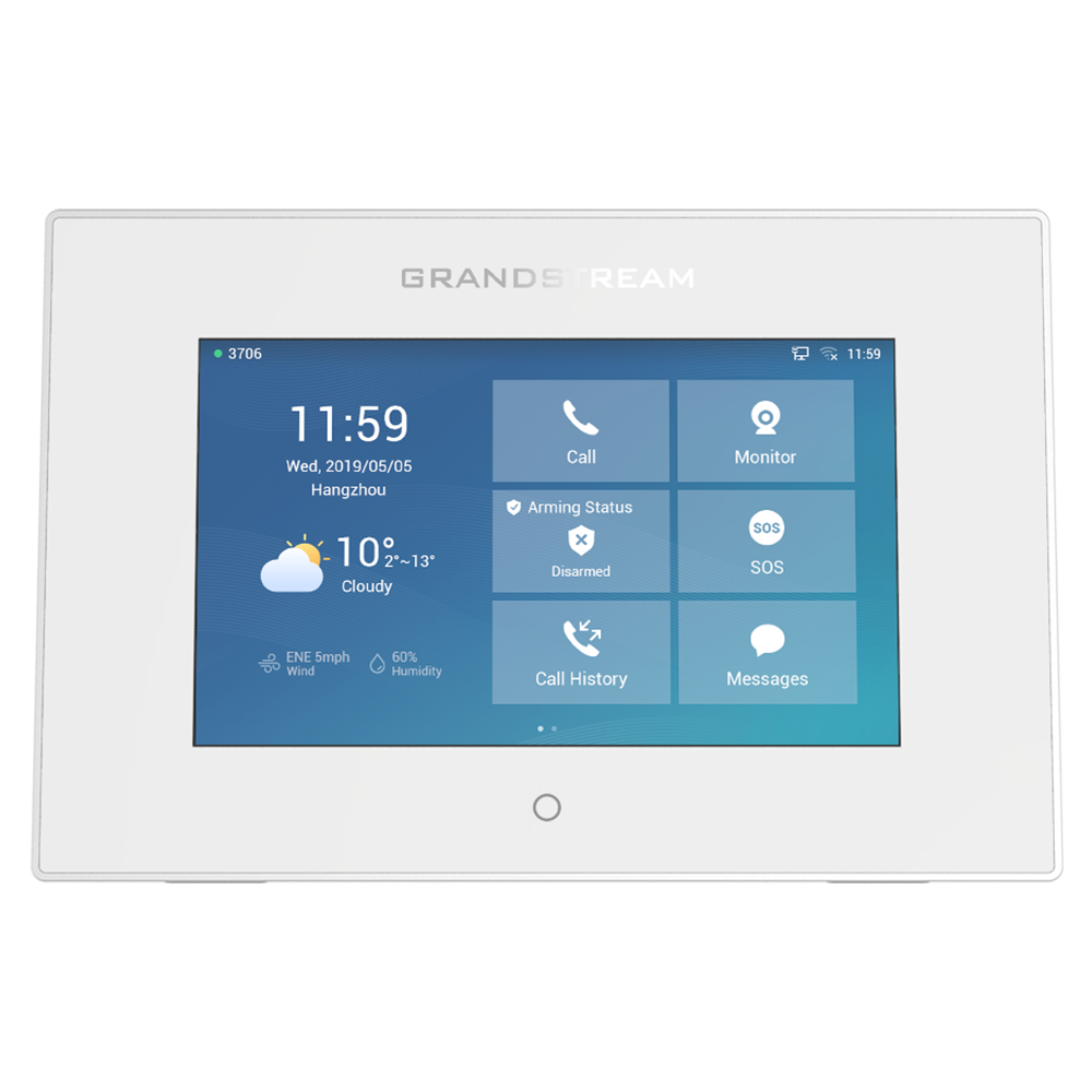 Grandstream Releases an HD Intercom and Facility Control Station