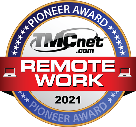 Grandstream Awarded 2021 TMCnet Remote Work Pioneer Award