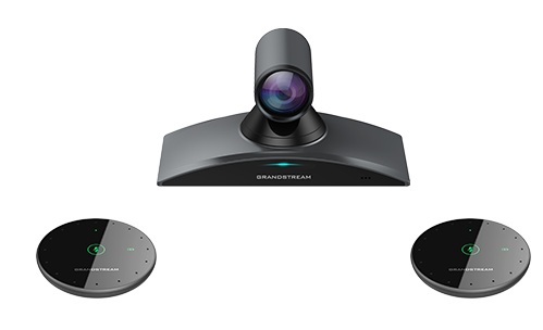 Grandstream Releases New Ultra HD Conferencing System and Wireless Microphone